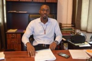 Director of Sports, Christopher Jones