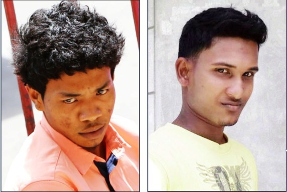 Accused: Rayon Jones  Puranand Andrew Baljit