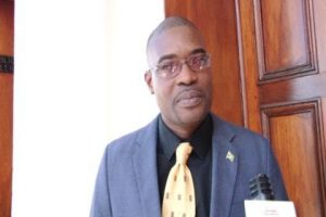 Minister David Patterson