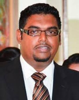 PPP/C MP Irfaan Ali will be moving the motion to debate the parking meter project