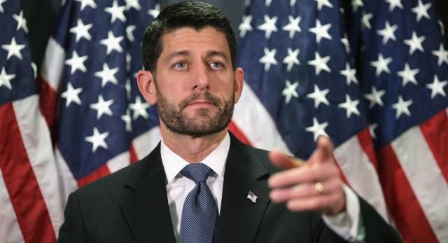 US House Speaker Paul Ryan (Politico photo)