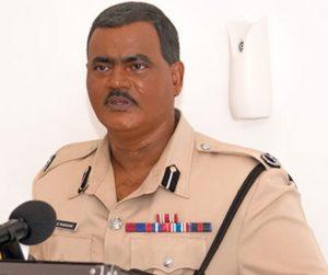 Police Commissioner (Ag) David Ramnarine