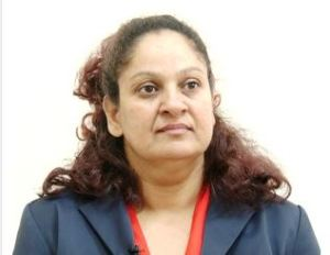 Coordinator of the Guyana National Road Safety Council (GNRSC) Ramona Doorgen