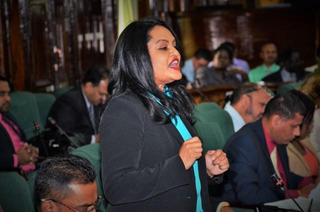 PPP MP, Dr Vindiya Persaud