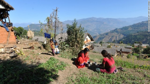 Women in Nepal face systemic discrimination across a host of issues