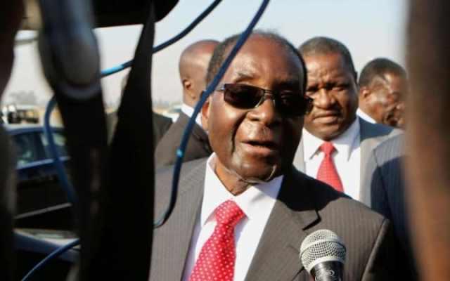 Robert Mugabe set to run for president again CREDIT: PHILIMON BULAWAYO/REUTERS