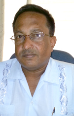 GAWU General Secretary Seepaul Narine