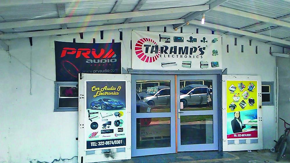 Bandits rob electronics store near Albion Police Station  INews Guyana