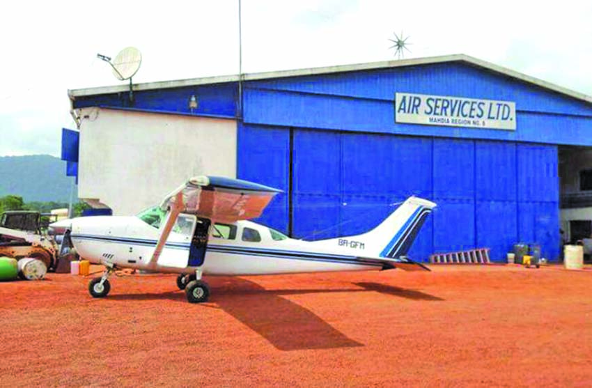 Region 8 plane crash: Pilot's body recovered, autopsy expected in