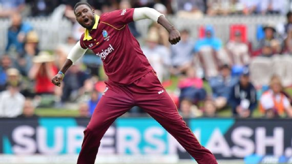 Holder retains all-rounder top spot ahead of Antigua Test