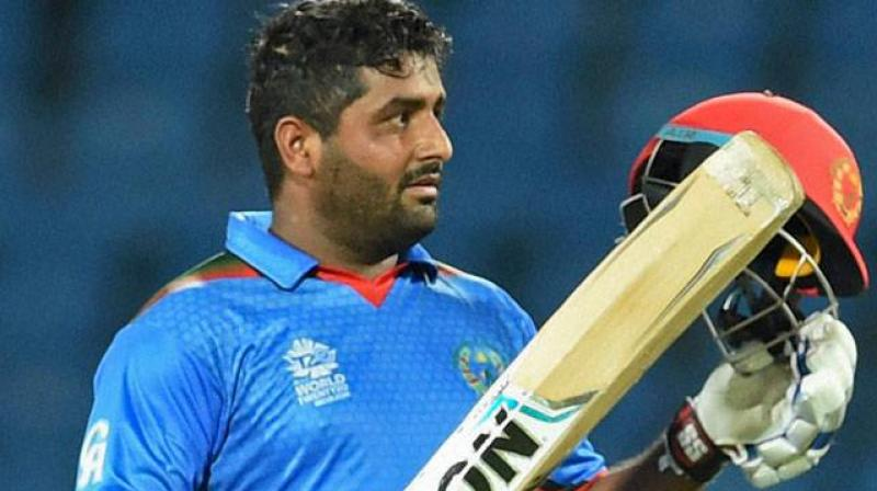 Afghanistan cricketer Mohammad Shahzad charged for doping