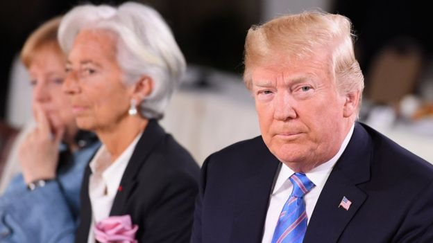 G7 Summit Ends In Disarray As Trump Abandons Joint