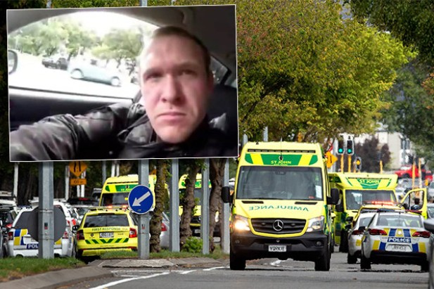 Christchurch Mosque Shooting 49 Dead In Terror Attack In: 49 Killed In New Zealand Mosque Attacks