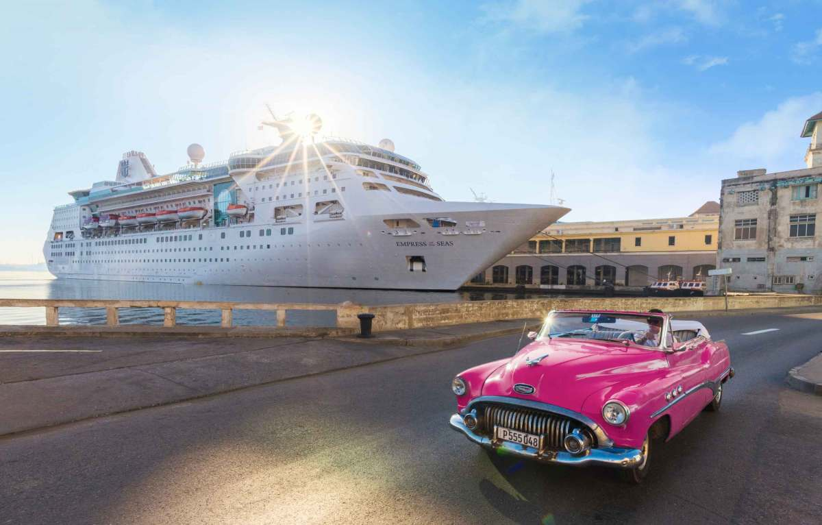 US bans cruise ship travel to Cuba amid new restrictions ...