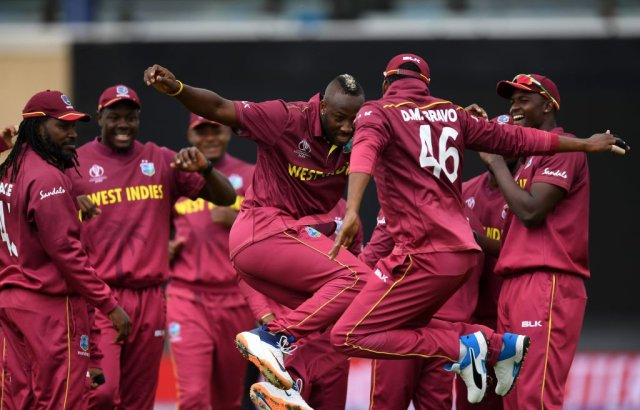 Injured Andre Russell out of rest of the World Cup