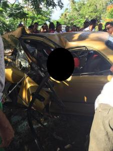 1 dead, others injured in Essequibo Coast accident | INews