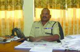 Region Eight Commander, Ramesh Ashram