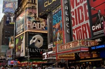 Prima sera a New York? Tutti a Times Square