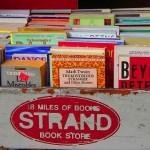 Divoratori di Libri? Andate alla Libreria Strand di New York!