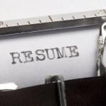 Trovare Lavoro a New York: Curriculum Vitae o Resume? PARTE PRIMA