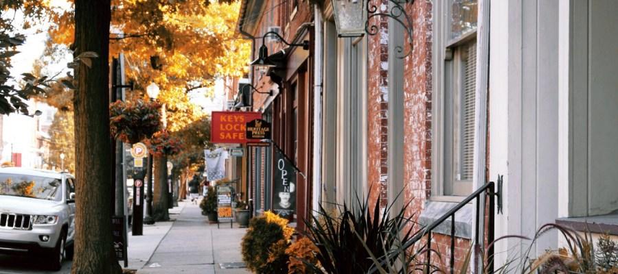 5 Ragioni per Visitare Lancaster, Pennsylvania.