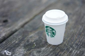 L'alba del giorno in cui Starbucks ha aperto in Italia