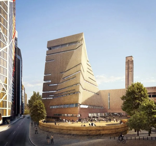 Tate Modern London Building Herzog