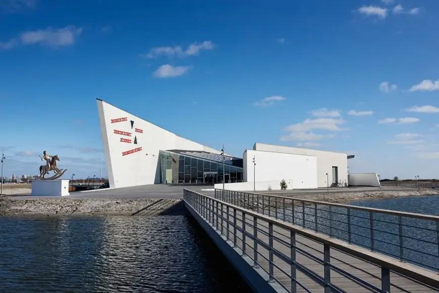 Arken museo di arte moderna Ishj  Copenaghen