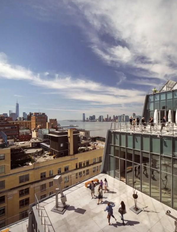 Piano Whitney Museum New York