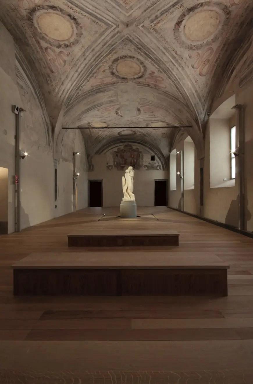 Milan  Michelangelos Rondanini Piet now has its museum