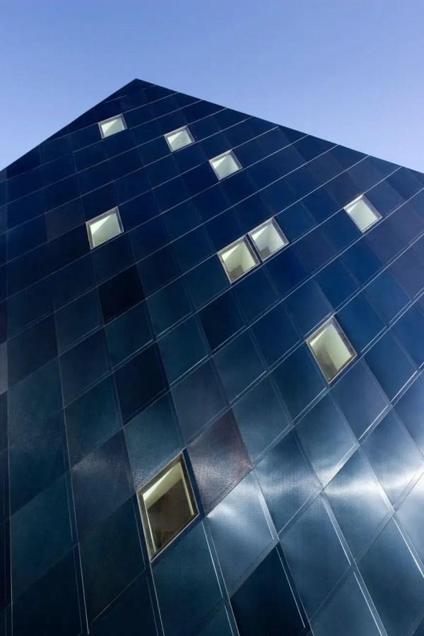 Daniel Libeskind Jewish Contemporary Museum in SF