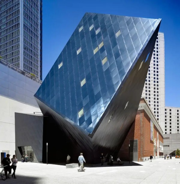Contemporary Jewish Museum Openbuildings