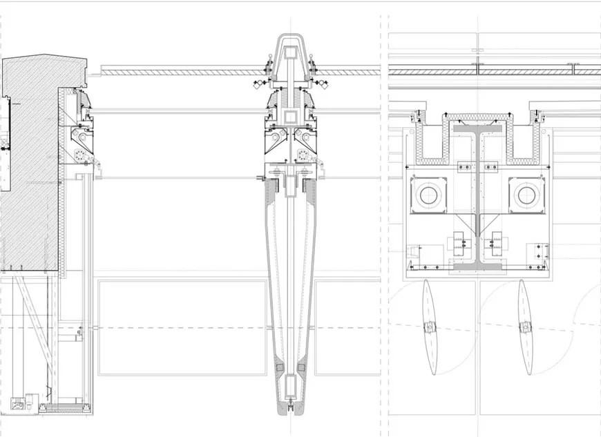 lighting architecture diagram gm radio wiring diagrams zaha hadid - the maxxi museum rome part 2