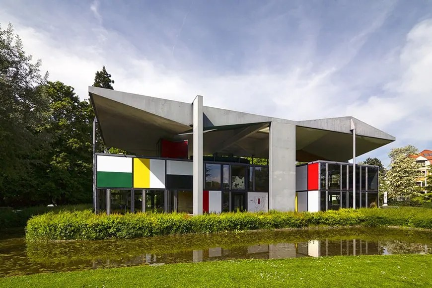 Pavillon Le Corbusier  Zurigo