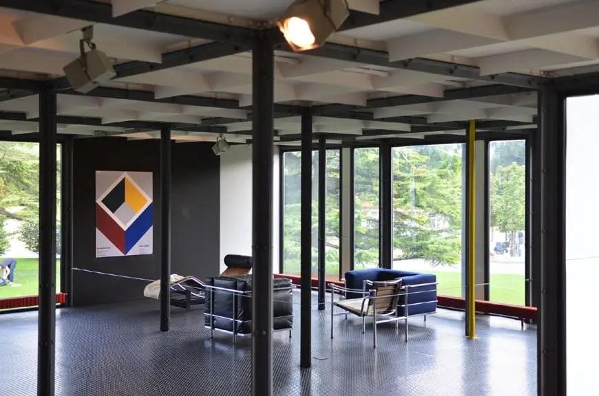 Pavillon Le Corbusier  Zrich