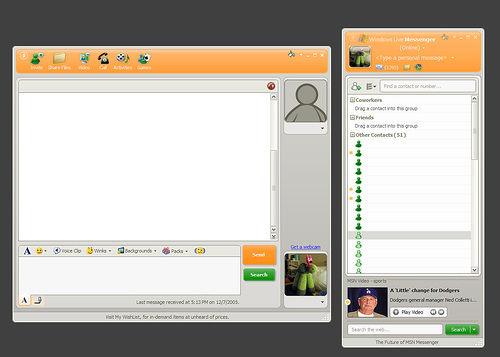 MSN Messenger 8