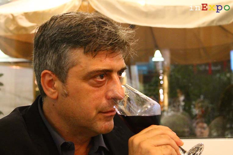 Massimo Sacco Chef Sommelier