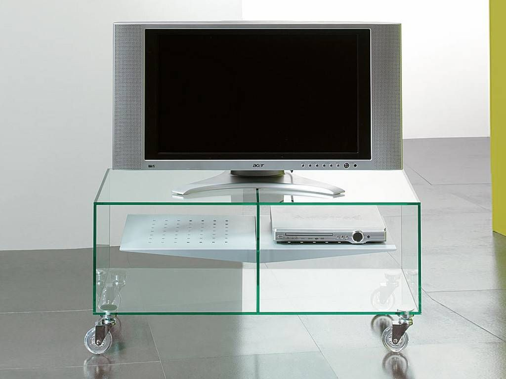 tv stand with wheels EBox