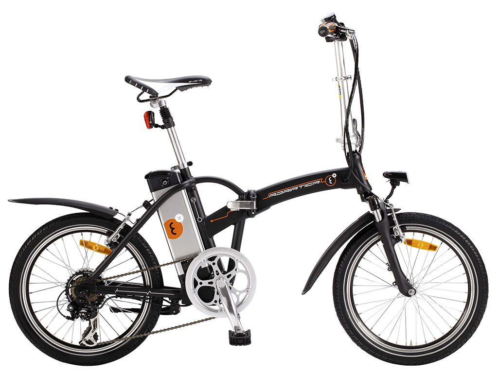 Electric Folding Bicycle E Bike Mini