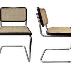 Wood Frame Chair Design Architects Cesca In Chromed Metal With Wooden