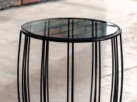 High round coffee-table Congo