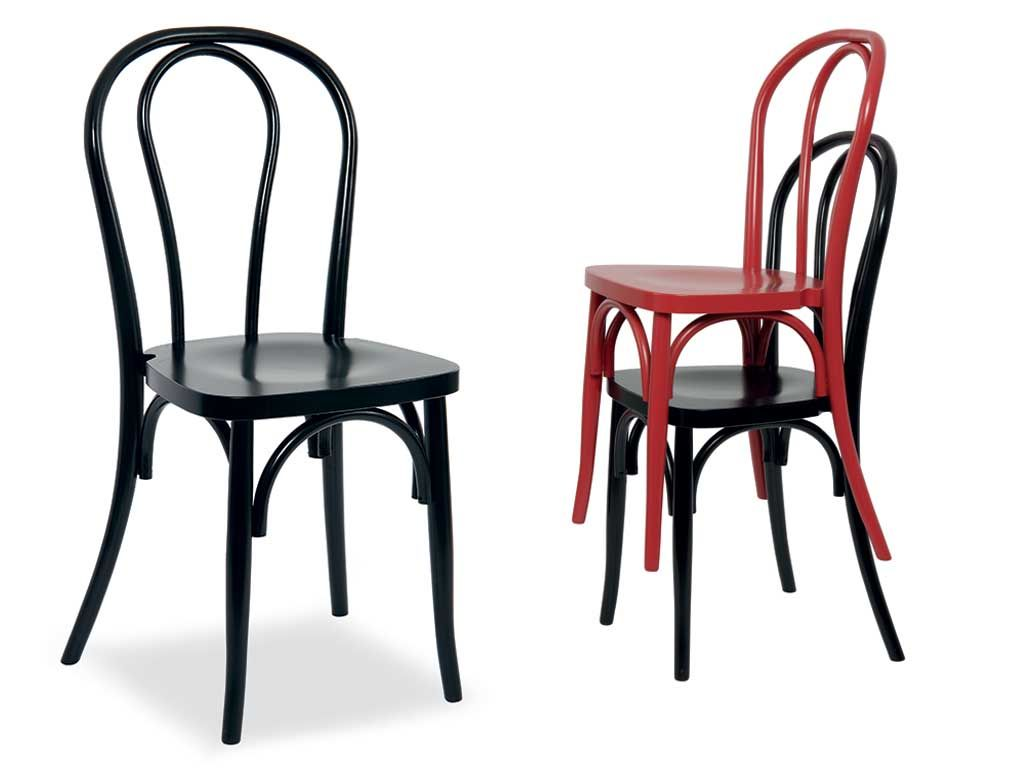 Thonet 02 Stackable Chair