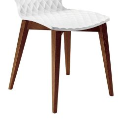 Black Plastic Chair With Wooden Legs Simply Elegant Covers And Linens Polypropylene Uni 562