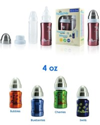 New thermal baby bottles  perfect for days out