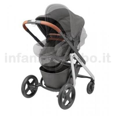 duo bebe confort lila nomad grey 2 in 1