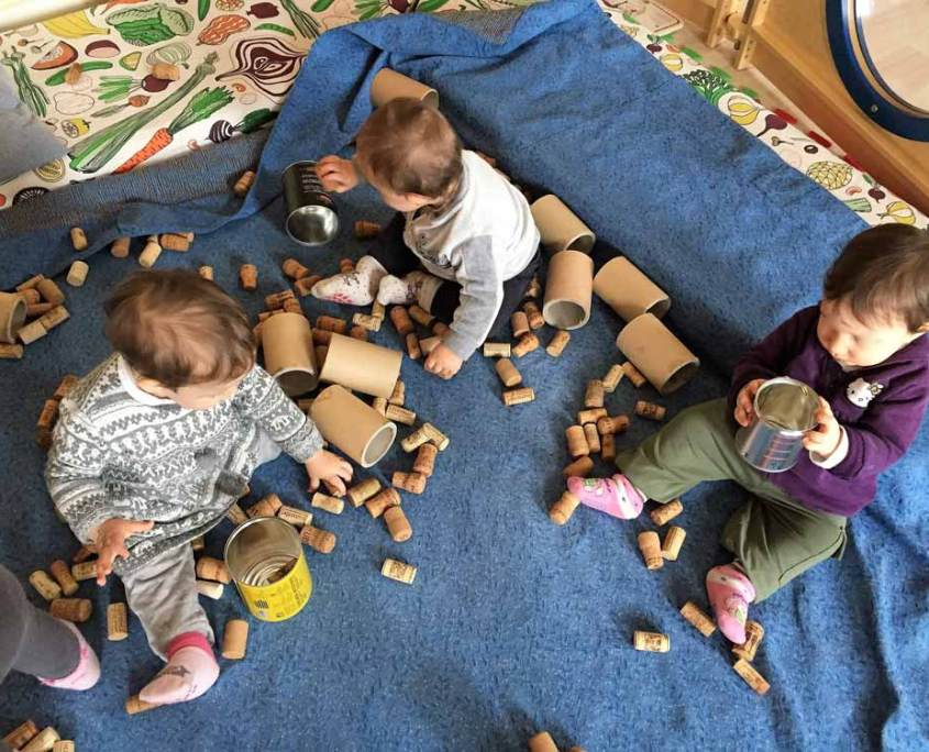 scuola infanzia Treviso Povegliano Veneto