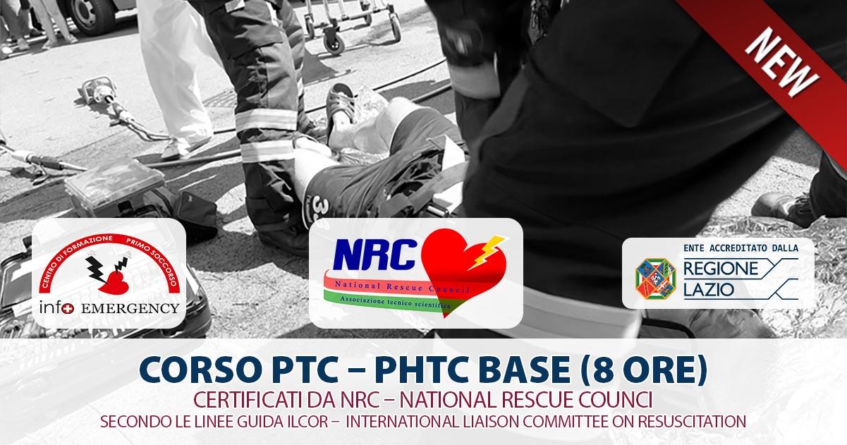 Corso PTC – PHTC