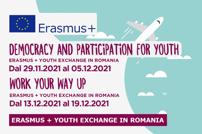 Erasmus+ Youth Exchange in Romania 2021