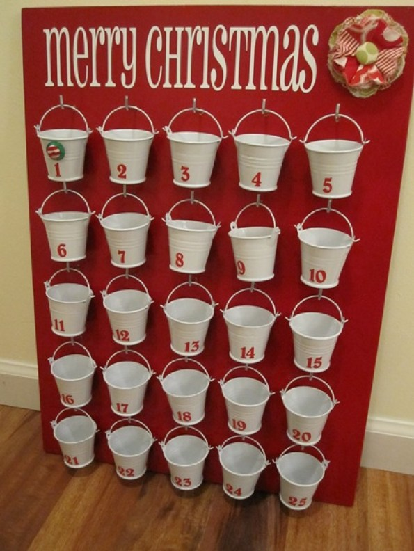 merry christmas advent calendar
