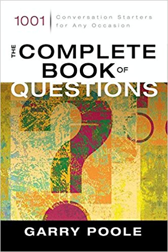 the complete book of 1001 conversation starters for any occasion